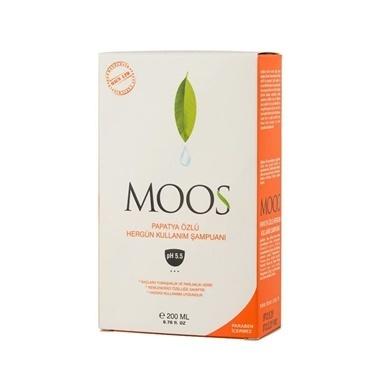 Moos Chamomile Everyday Shampoo 200ml Renksiz
